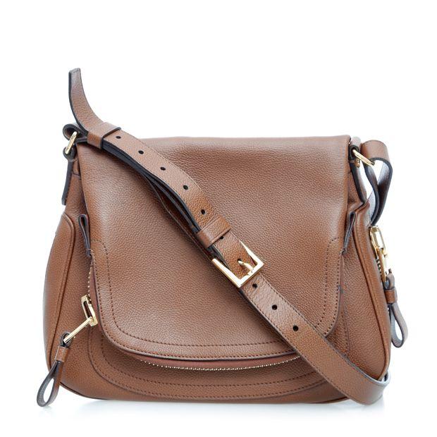 bd837ee5f7 Jennifer Saddle Bag by TOM FORD