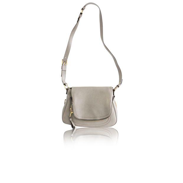 e7b631213c Jennifer Medium Textured-Leather Shoulder Bag by TOM FORD ...