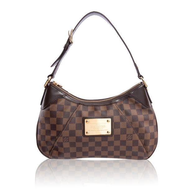 9d3cfeeb87 Damier Shoulder Bag by LOUIS VUITTON | StyleTribute.com