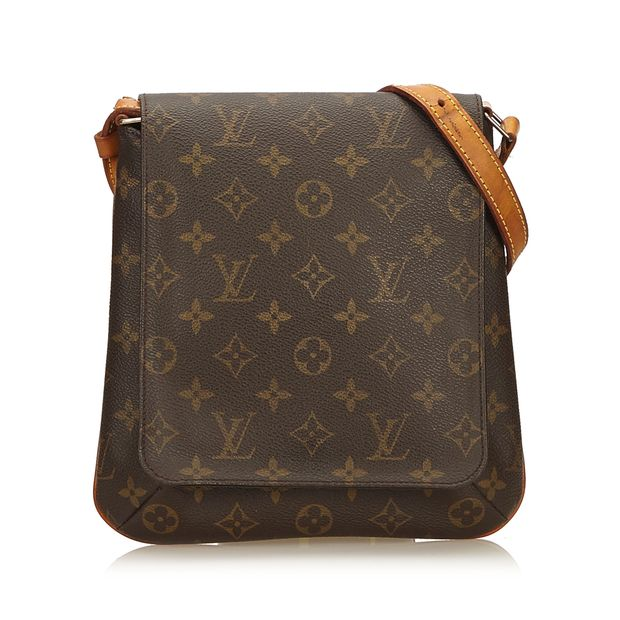 30e5a4ca73886 Monogram Musette Salsa Short Strap by LOUIS VUITTON