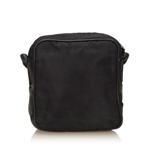 328606da811f PRADA Nylon Crossbody Bag 2 thumbnail