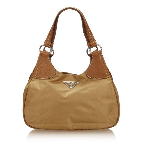 8b1c4acdb8a5 Nylon Shoulder Bag by PRADA | StyleTribute.com