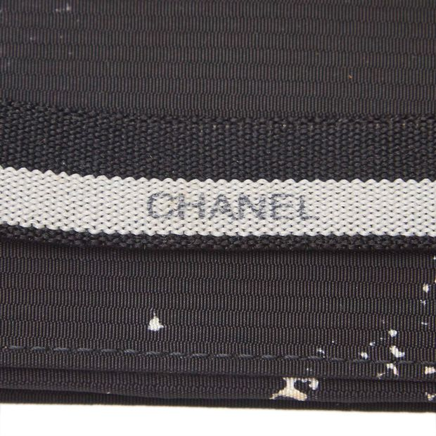 064783fc21f3 Old Travel Line Nylon Card Holder by CHANEL | StyleTribute.com