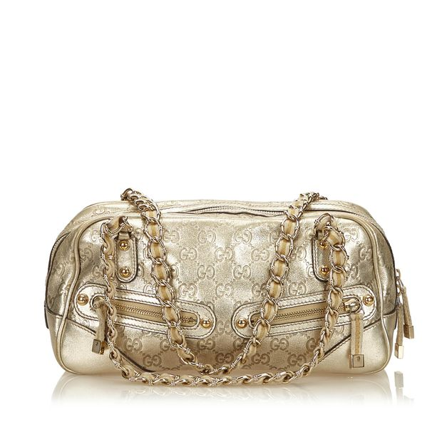 3bb1566279ce Guccissima Princy Shoulder Bag by GUCCI   StyleTribute.com