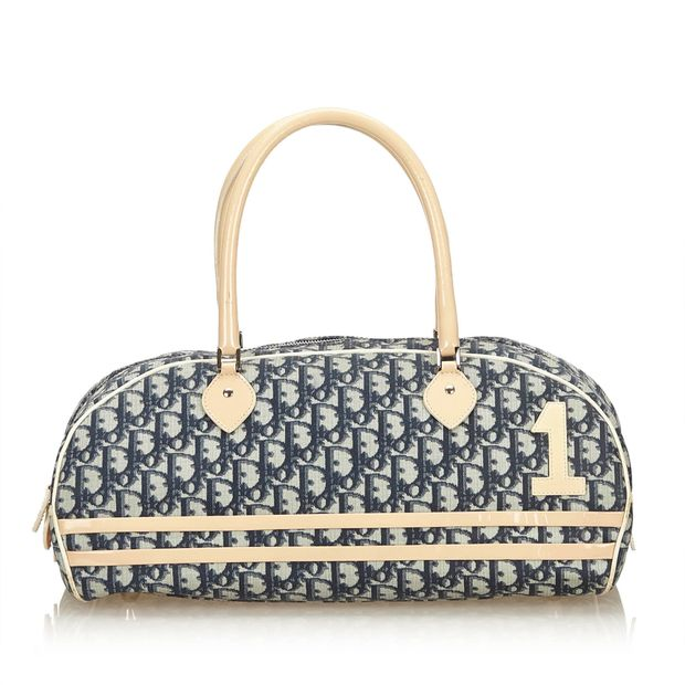 06e96d6079 Oblique Trotter Boston Bag by DIOR | StyleTribute.com