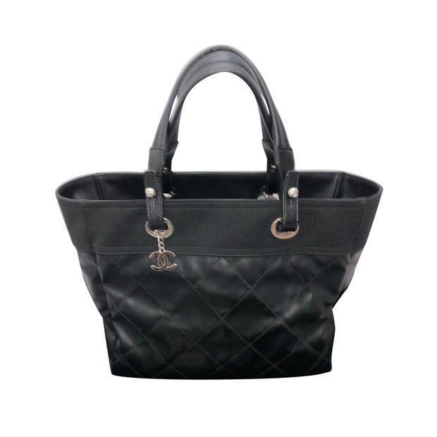 6ca810aac57f Paris Biarritz Medium Tote Bag by CHANEL   StyleTribute.com