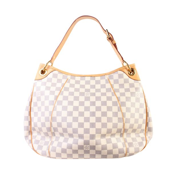 0b38bbdc46d85 LOUIS VUITTON Monogram Galliera Damier Azur PM 2 thumbnail
