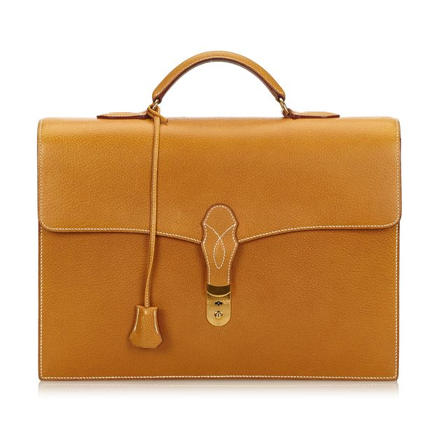 2e8ddcc7a133 Sac a Depeches 38 Briefcase by HERMÈS