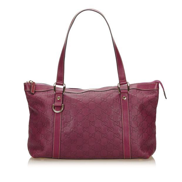 ff8a04453 GUCCI Guccissima Leather Tote Bag GUCCI Guccissima Leather Tote Bag zoomed