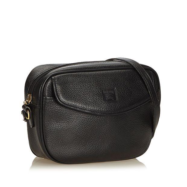 181a4b71627d BURBERRY Leather Crossbody Bag 1 thumbnail