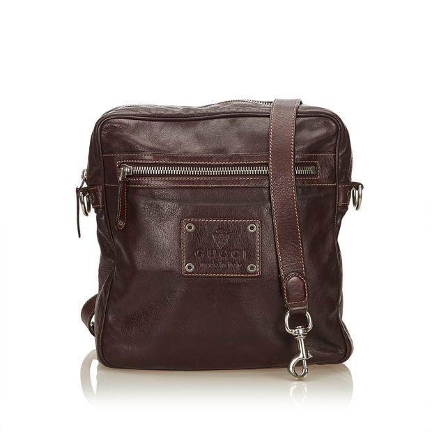 0a31f11c0 Leather Crossbody Bag