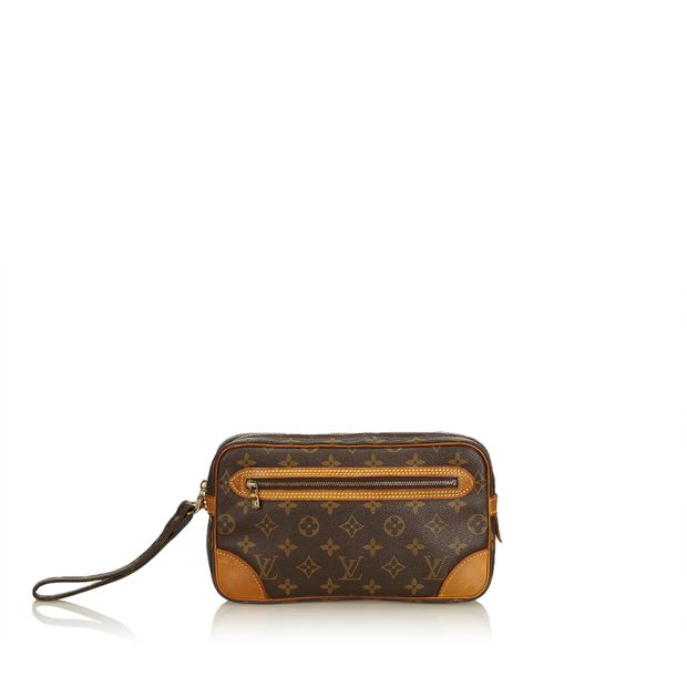 8a524c2f3 Monogram Marly Dragonne GM by LOUIS VUITTON | StyleTribute.com