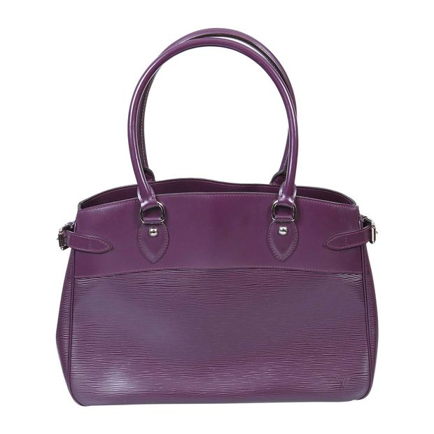 61dee57f7f24 Passy Epi Leather GM Tote Bag by LOUIS VUITTON