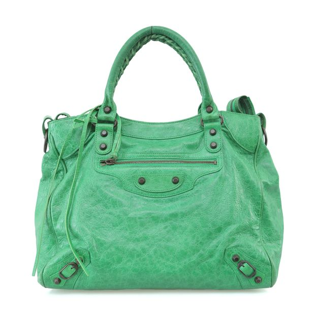 bda2d822a9 Classic Velo Bag by BALENCIAGA | StyleTribute.com