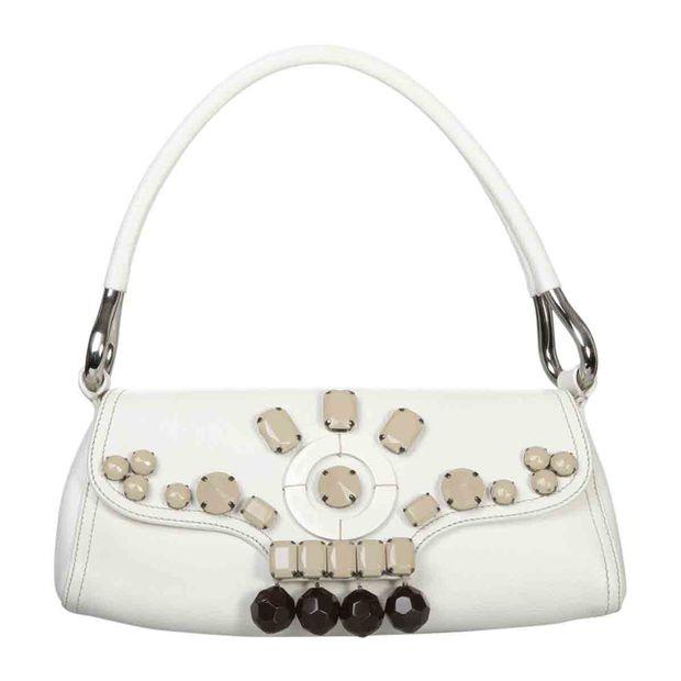 d4e5269e866d Embellished Shoulder Bag by PRADA