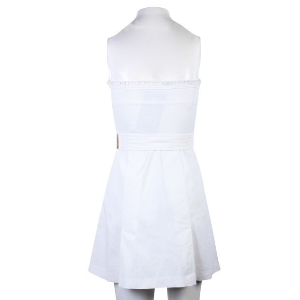 44c006cca50 Strap Buttons Down Dress by PRADA