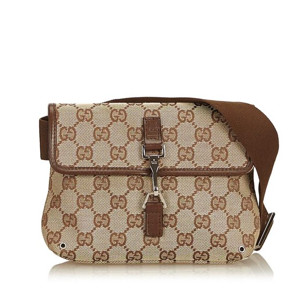 198947377a2624 Guccissima Jacquard Belt Bag by GUCCI | StyleTribute.com
