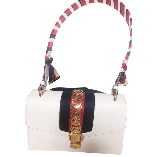 bc2812812c7 Sylvie Small Shoulder Bag by GUCCI