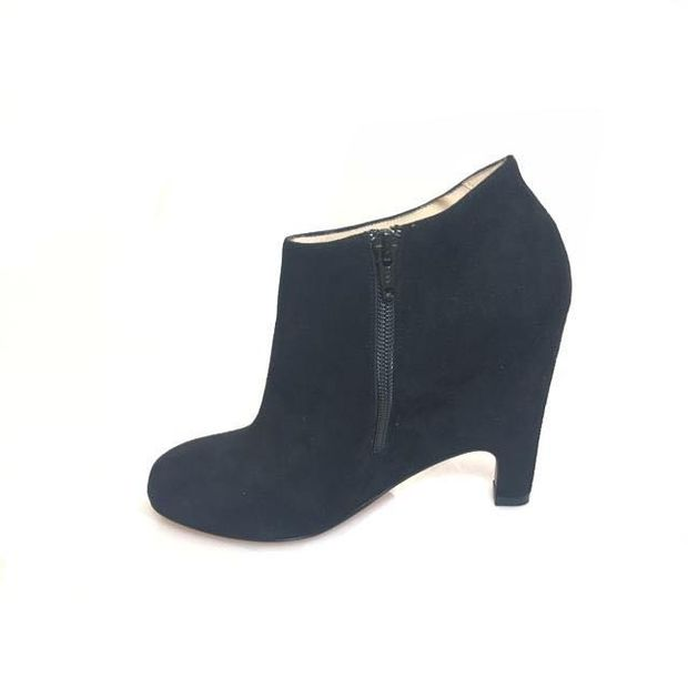 timeless design 2cb00 d6f68 Black Christian Louboutin High Heel
