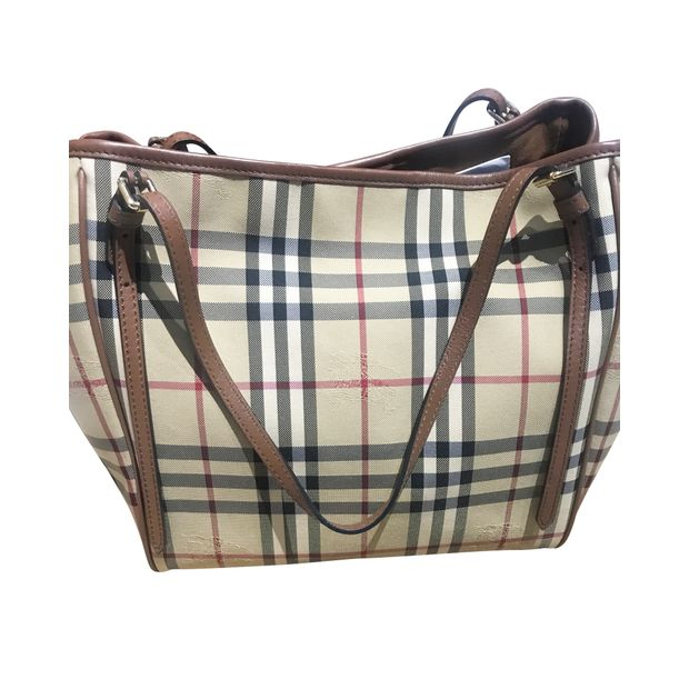 0baf549f10d0 Burberry Horseferry Check Small Canterbury by BURBERRY ...