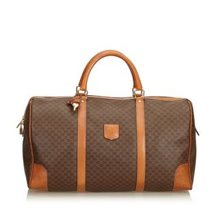204051ed84 CÉLINE. Macadam Duffle Bag
