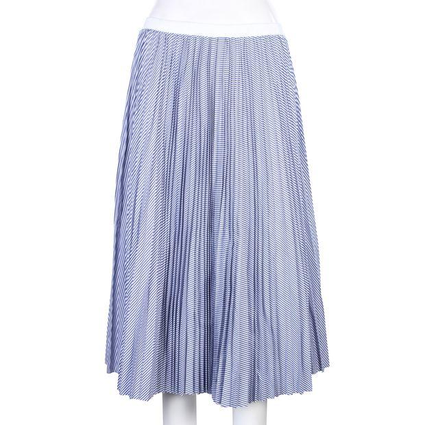 7bafe4aadc Pleated Skirt by SACAI LUCK | StyleTribute.com