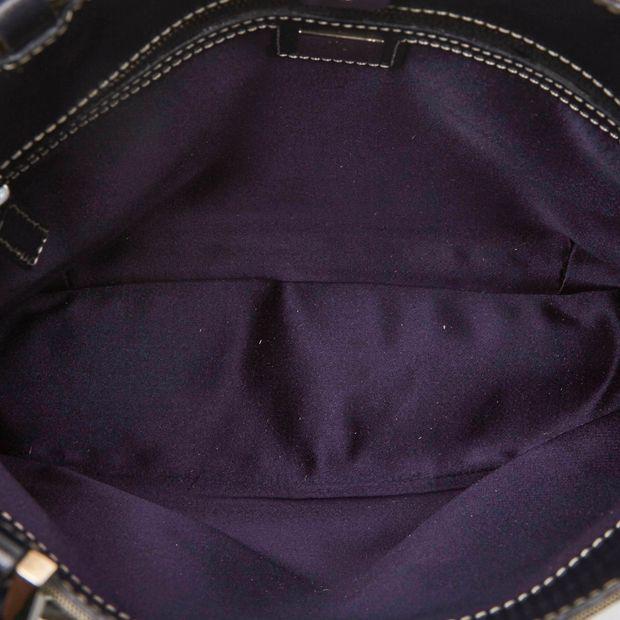 FENDI Zucchino Canvas Tote Bag 4 thumbnail 59b6418b43645