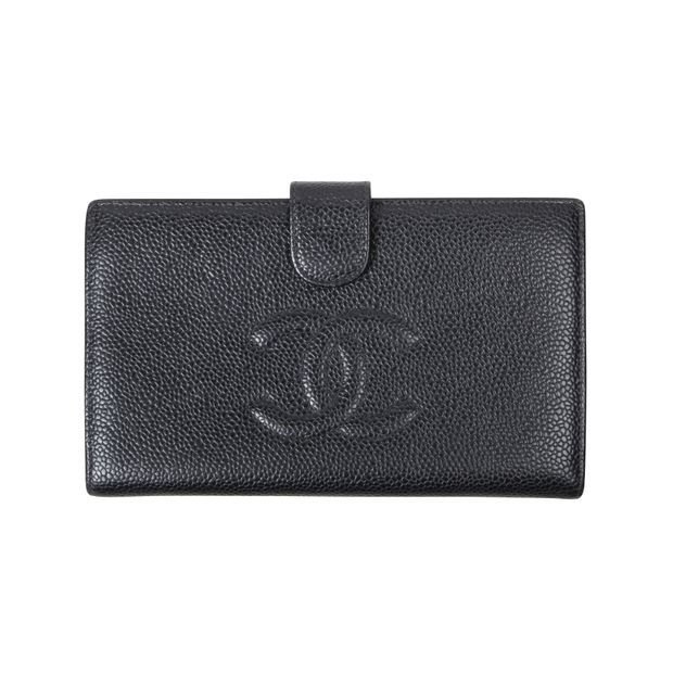 58145cc86039ce Caviar Long Wallets by CHANEL | StyleTribute.com