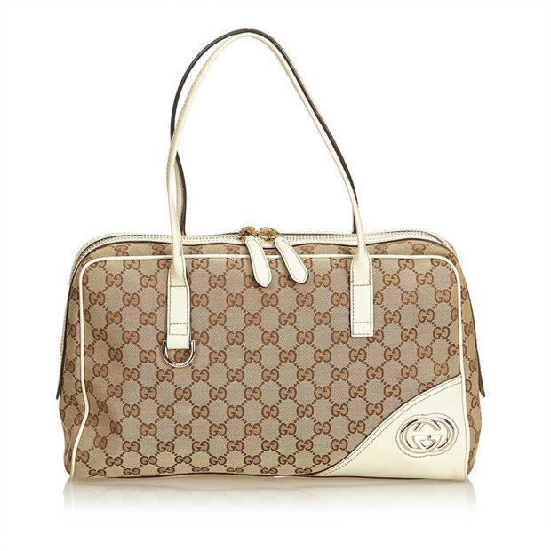c23785a669d New Britt Guccissima Shoulder Bag by GUCCI