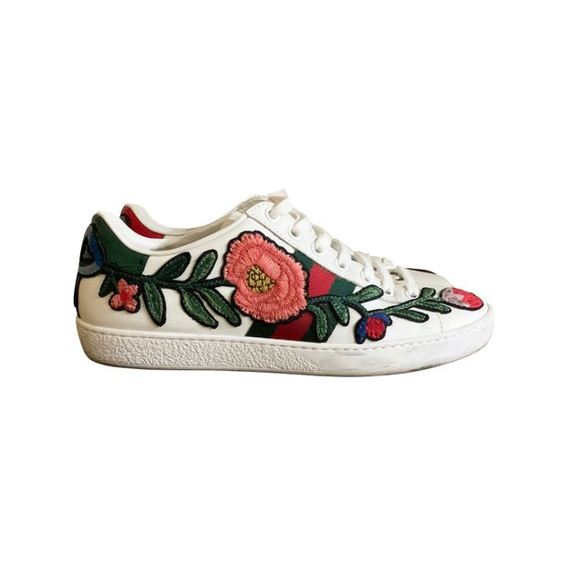 9507d02a7 Gucci Ace Sneakers by GUCCI | StyleTribute.com