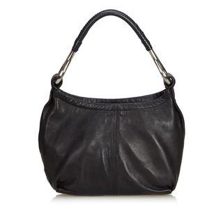 7f7712b455 Saffiano Lux Wallet on Chain WOC Sling Bag Clutch Purse by PRADA ...