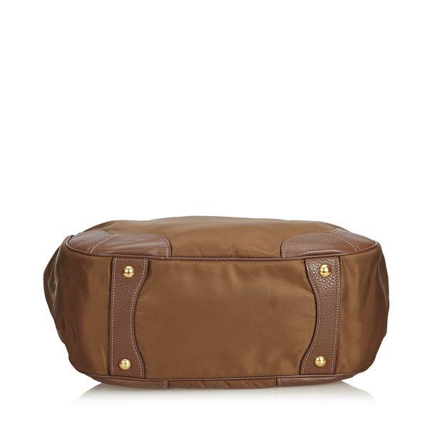 33ba71af1d34 Fabric Nylon Tote Bag by PRADA | StyleTribute.com