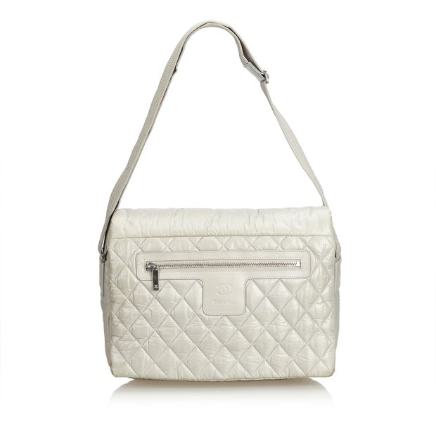 7629d3e4b Cocoon Messenger Bag by CHANEL | StyleTribute.com