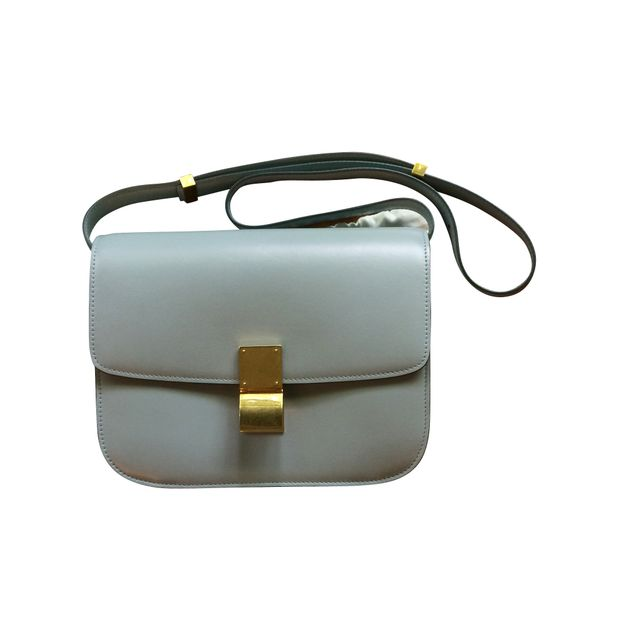 4b0c606f7e0075 Céline Classic Box Bag by CELINE | StyleTribute.com