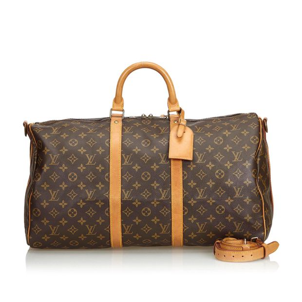 b50742955f93 Monogram Keepall Bandouliere 50 by LOUIS VUITTON