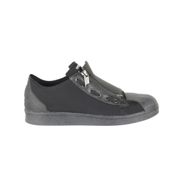 e2ceba8429a11 Y-3 YOHJI YAMAMOTO x Adidas Zip sneakers 0 thumbnail