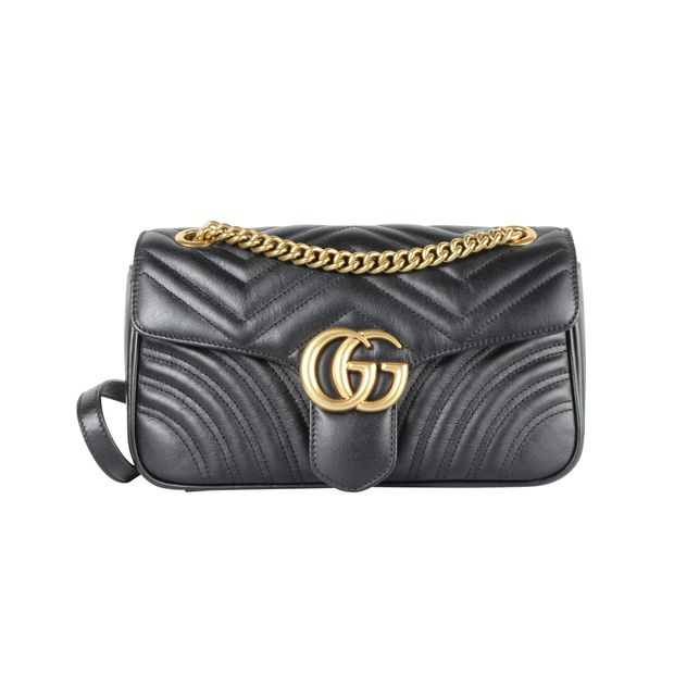 9efeb54c773f72 GG Marmont Matelasse Small Bag by GUCCI | StyleTribute.com