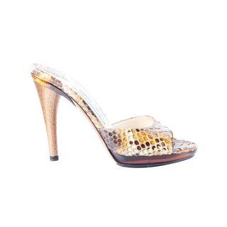 59f690281dd1 JIMMY CHOO Python Heels
