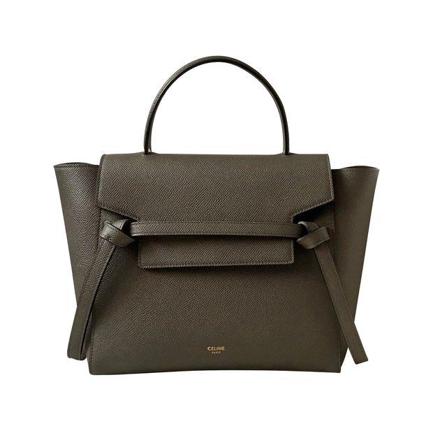 New Celine Belt Bag Micro Grey