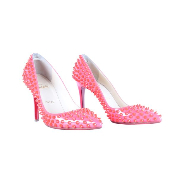 online retailer 6e6e6 aa1d4 Follies Spikes Pumps