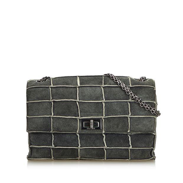 bb9dfab17cc7 Reissue Patchwork Flap Bag by CHANEL | StyleTribute.com