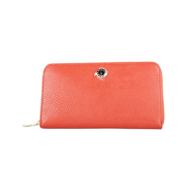 776add5021 Red Leather Wallet by FURLA | StyleTribute.com