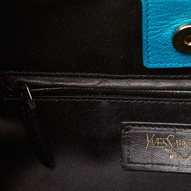 eea0cfcd35 Suede Boheme Hobo Bag by YVES SAINT LAURENT | StyleTribute.com
