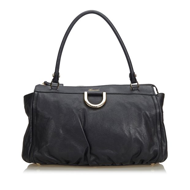 1c66dee1839253 Guccissima Leather Abbey Handbag by GUCCI | StyleTribute.com