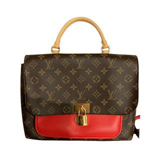 7bbb437d986f LOUIS VUITTON Marignan Monogram Coquelicot 2018 Bag