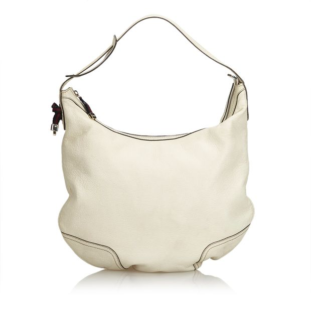 6df4a1446283 Leather Princy Hobo Bag by GUCCI | StyleTribute.com