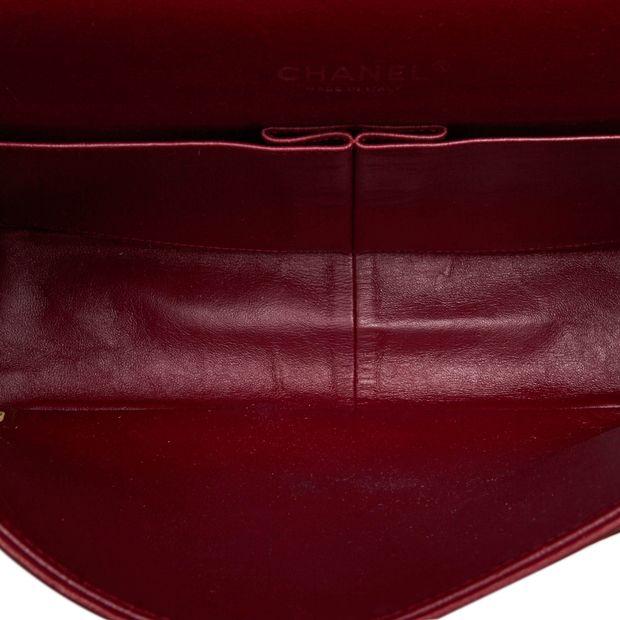 07702129fc5e CHANEL Classic Maxi Patent Leather Double Flap Bag 4 thumbnail