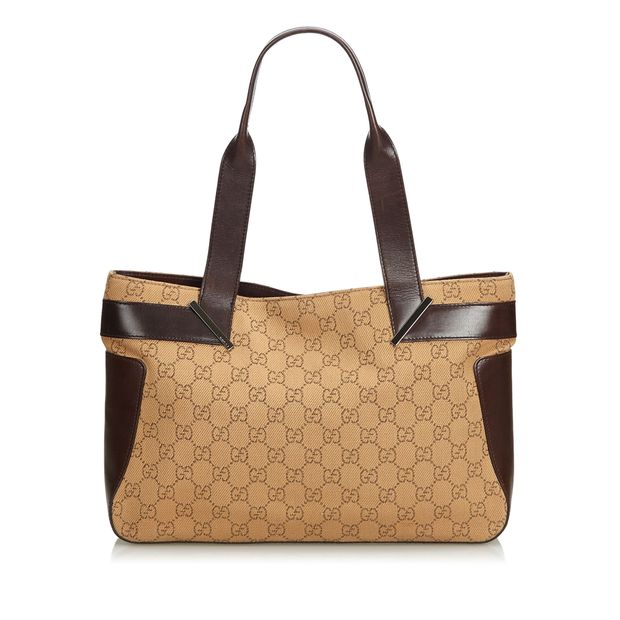 43f785a551d GG Jacquard Tote Bag by GUCCI | StyleTribute.com