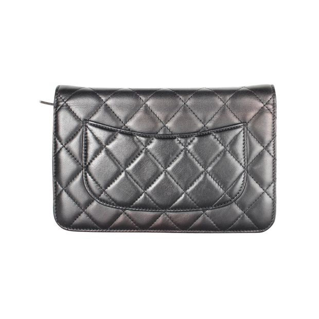 0f8674f40259ba Wallet On Chain Bag by CHANEL | StyleTribute.com