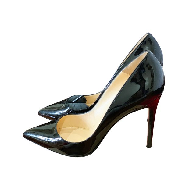 pretty nice 3d138 50079 Pigalle 100 Pumps by CHRISTIAN LOUBOUTIN | StyleTribute.com